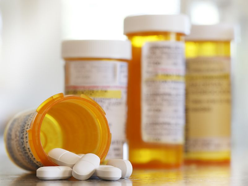 Some Medications Can Lead to Hearing Loss