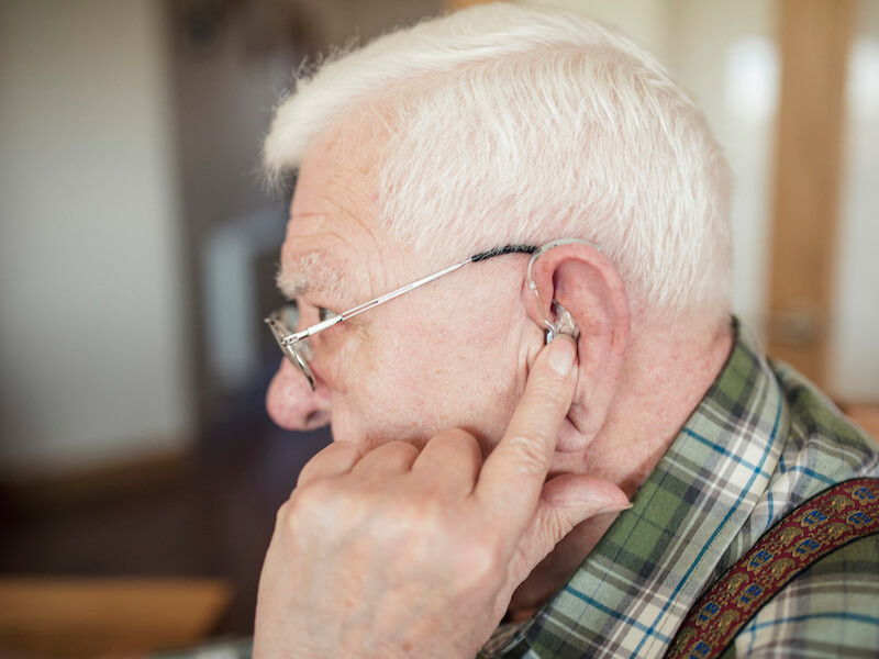 Having Difficulty Keeping Your Hearing Aid Batteries Charged?