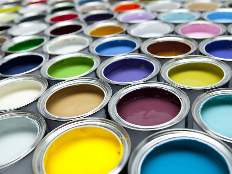 Organic paint and solvents that cause hearing loss.