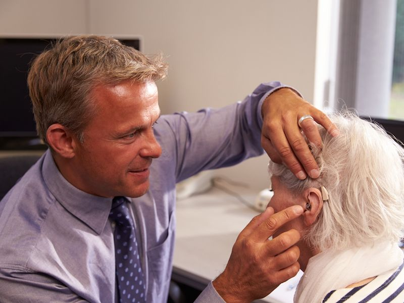 When You're Getting a Hearing Aid, Here's What to Consider